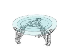 столик журнальний2